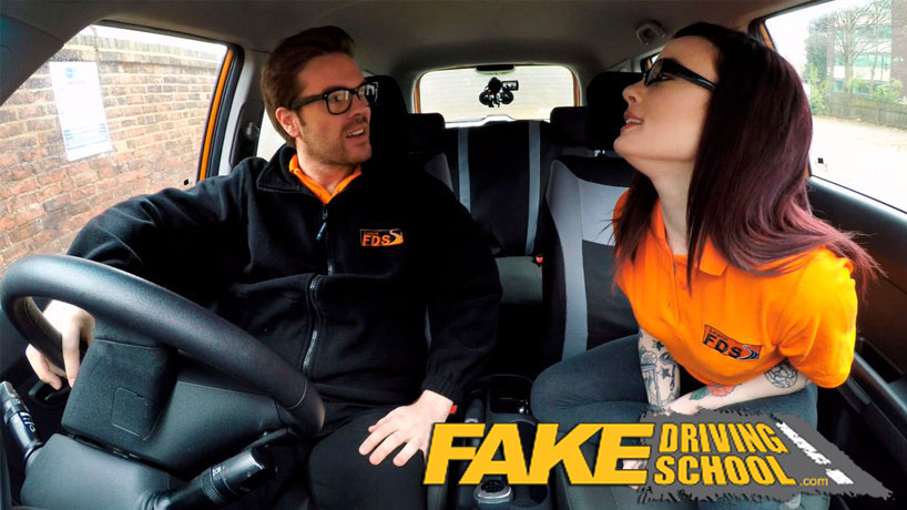 Download from Fake Driving School