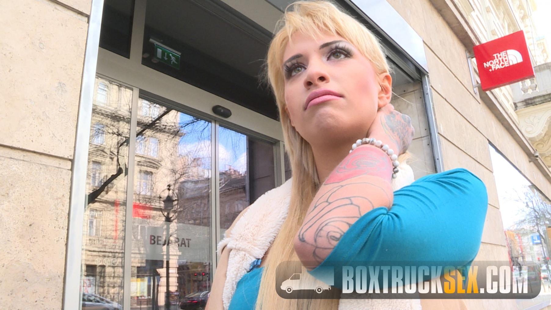 Alexis Bardot fucks the model agent  - Nov 21, 2016 - Box Truck Sex