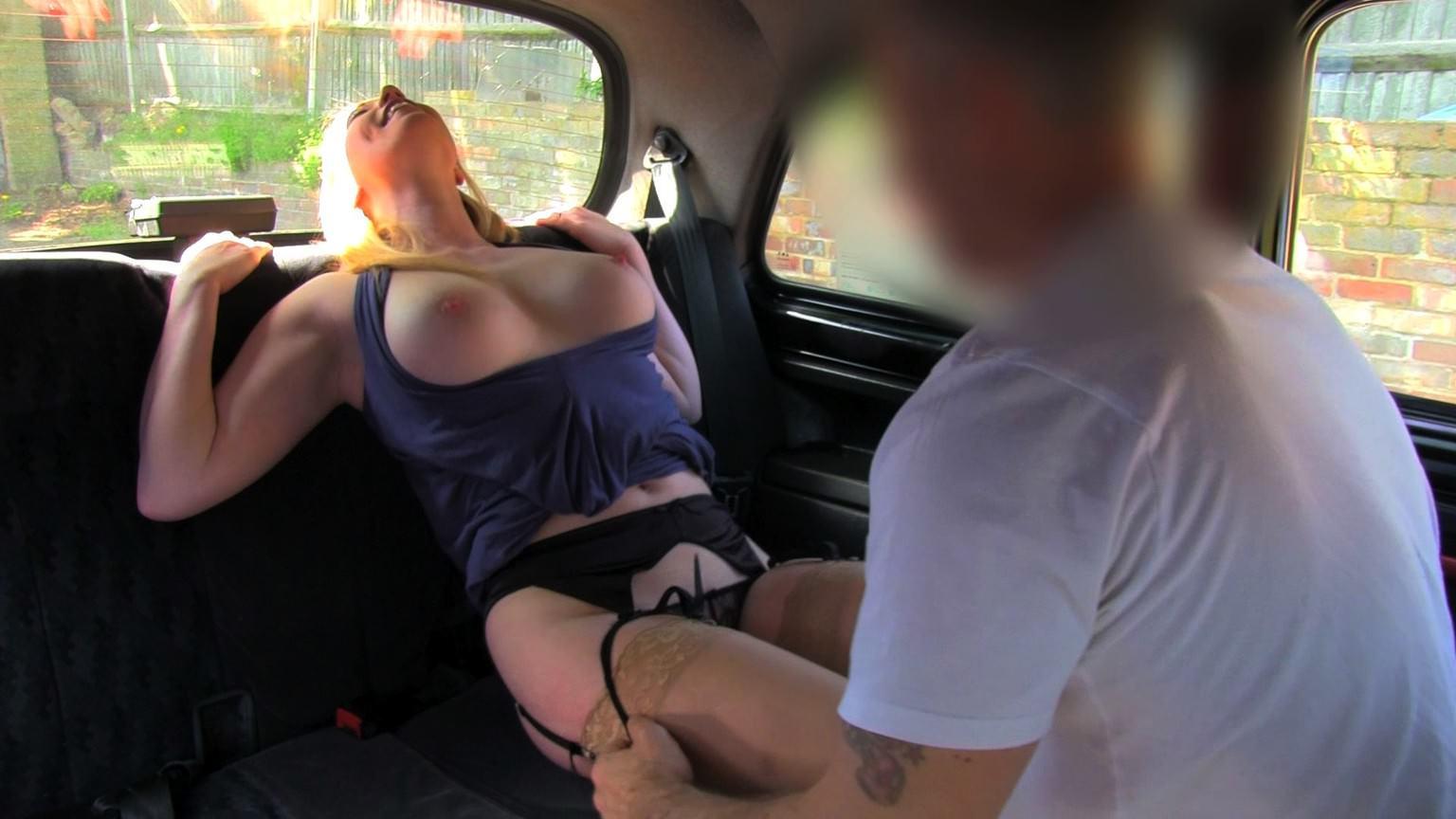 Cheating Cutie Craves Cabbie's Creampie Cum - Fake Taxi