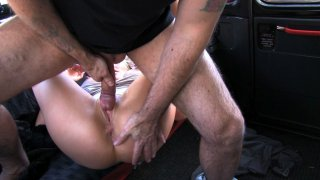 Busty Babe Goes Mad For A Big Cock, Cabbie Obliges - Fake Taxi
