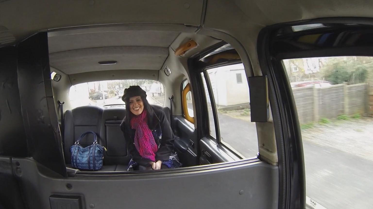 Sexy Spanish Tourist Wild Cab Fuck - Fake Taxi