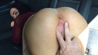 Innocent Teen Takes On Big Cock - Fake Taxi