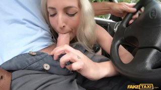 Liz Rainbow is fucked and fisted - Fake Taxi