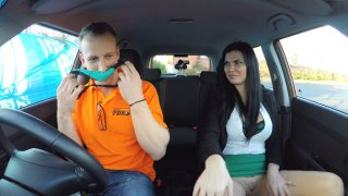 Examiner Wants It Fast and Furious - Fake Driving School