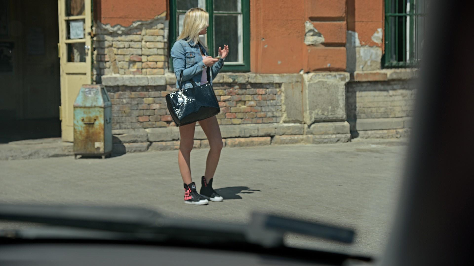 Czech Skank Seduction - Stranded Teens
