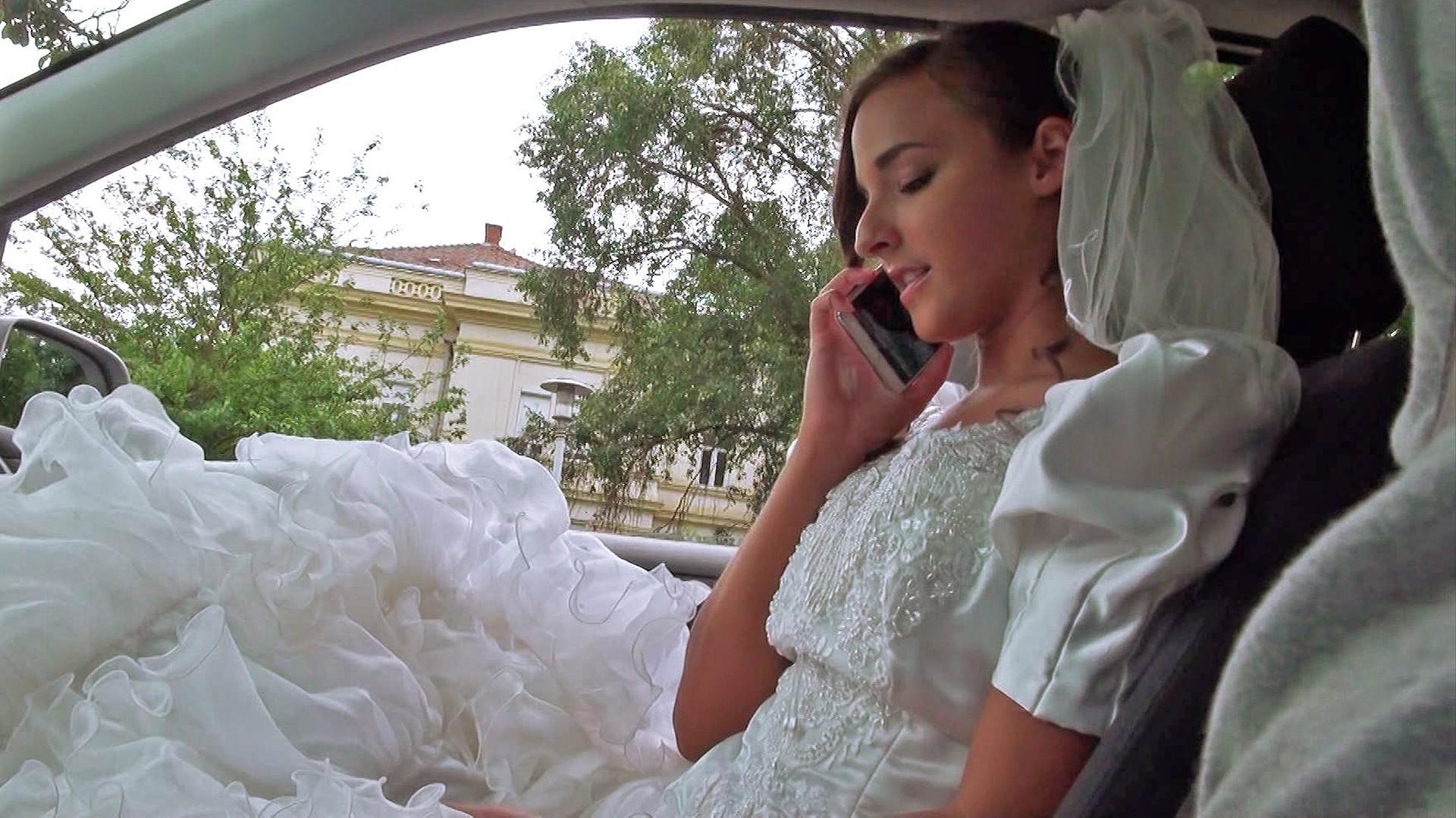 Rejected Bride Bangs Stranger - Stranded Teens