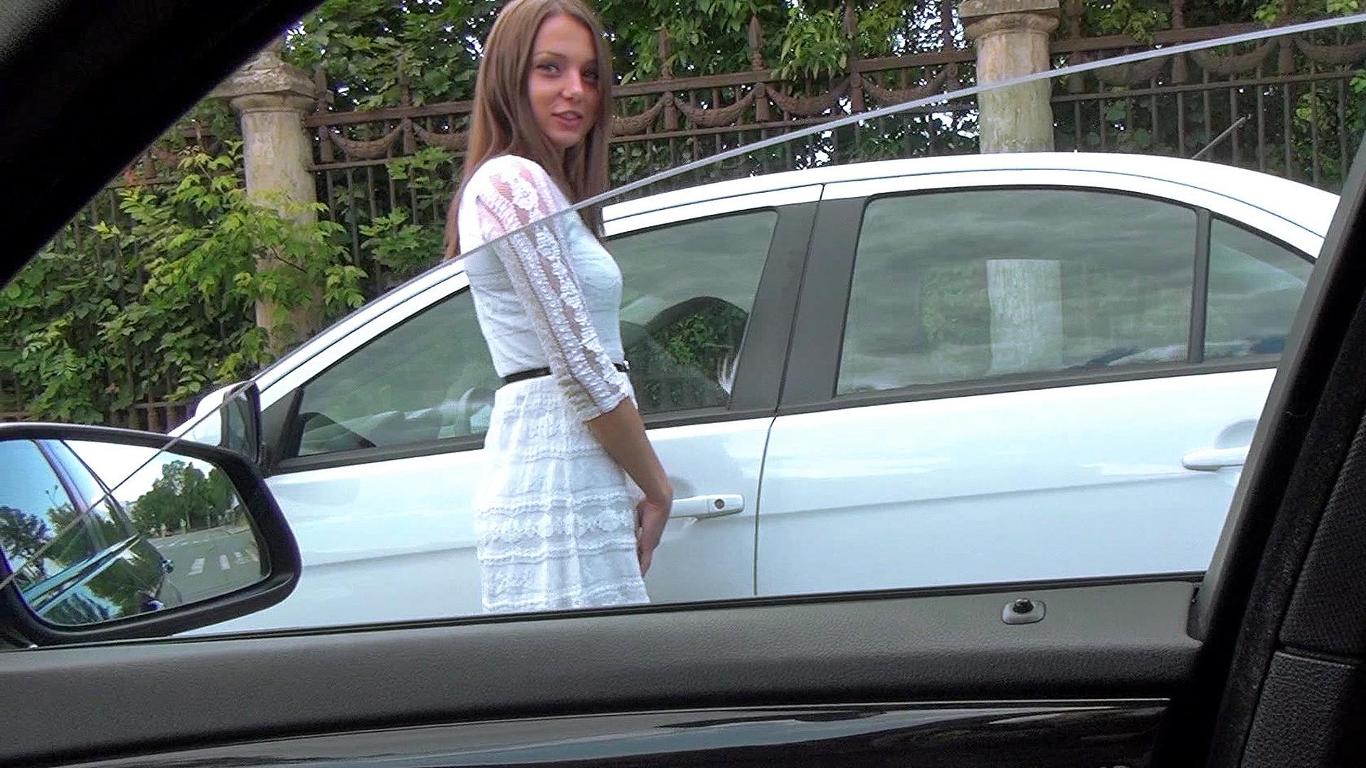 Cutie Gets Roadside Anal - Stranded Teens