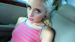 Teen Spinner's Phone Sex Gets Crazy - Stranded Teens