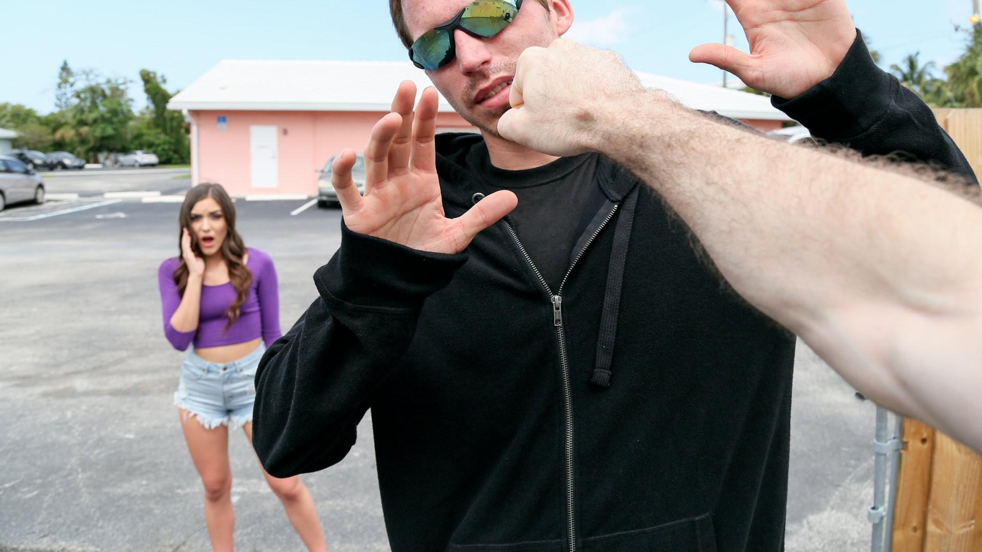 Purse Snatch - Stranded Teens