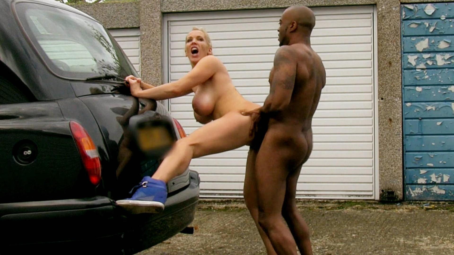 Horny Driver Lives Her Porn Dream - Female Fake Taxi