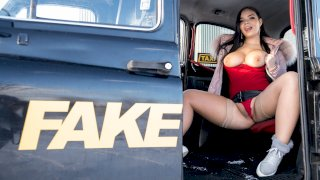 The Sperm Bank Pre Warm Up - Female Fake Taxi